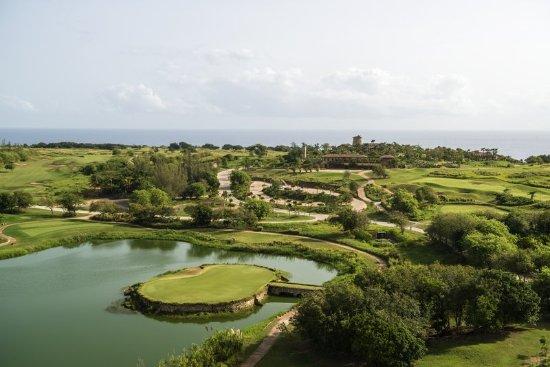 رويال إيسابيلا: Royal Isabela_Golf link hole # 9 (island green)