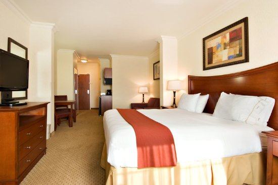 Holiday Inn Express Hotel & Suites Klamath Falls: Suite