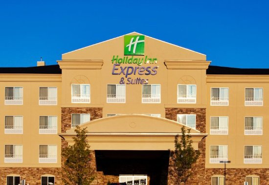 Holiday Inn Express Hotel & Suites Waukegan: A great view of the Holiday Inn Express & Suites in Waukegan