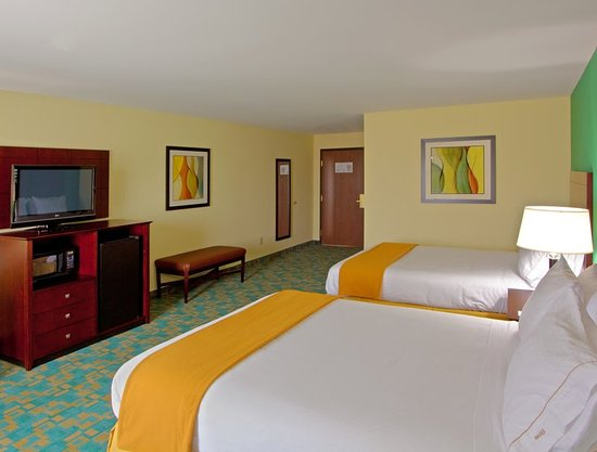 Holiday Inn Express Hotel & Suites Thornburg-S. Fredericksburg: Have a great nights sleep