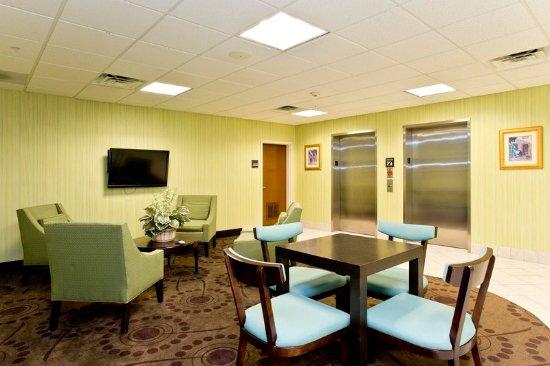 Front Royal, VA: Sitting Area - Elevators