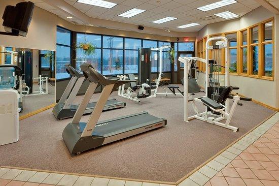 Waterloo, نيويورك: Fitness Center