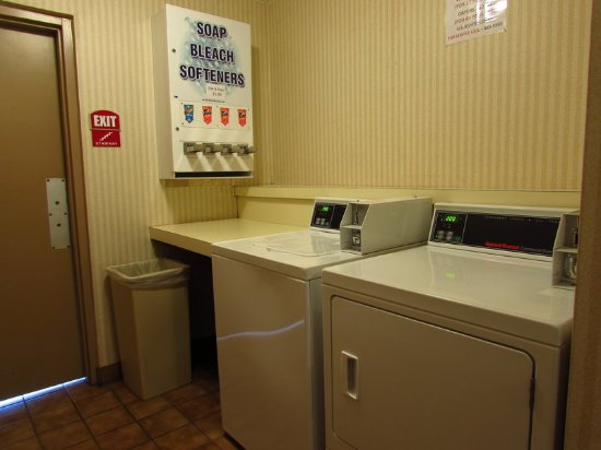 Waterloo, NY: Coin Operated Guest Laundry