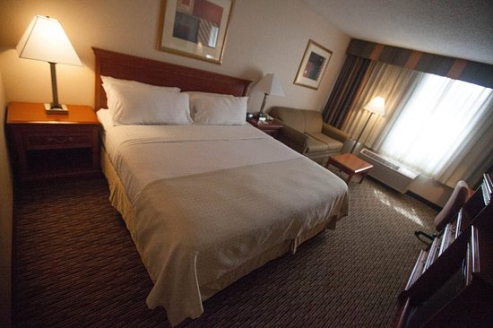 Holiday Inn Rutland-Killington Area: Single Bed Guest Room