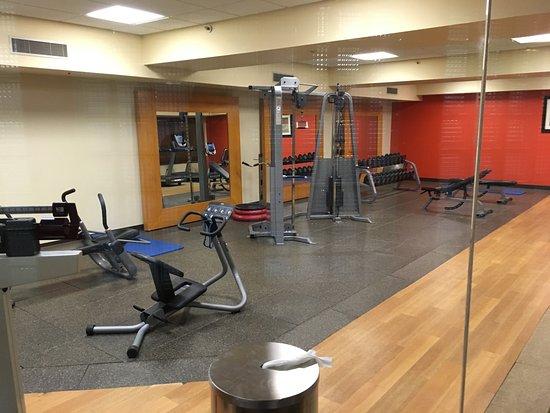 DoubleTree by Hilton Hotel Colorado Springs: Gym