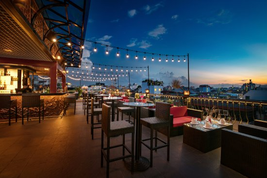 Mk Rooftop Bar Amp Restaurant Hanoi Updated 2019