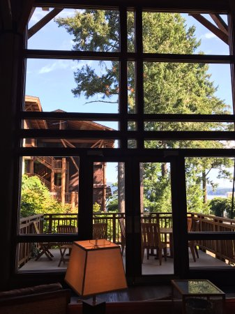 Union, WA: Lodge