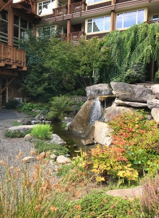 Union, WA: Beautiful landscaping