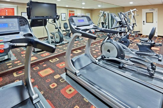 Sumner, WA: Complimentary Fitness Center