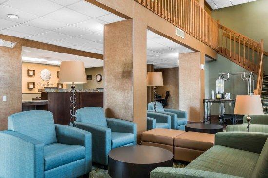 Pine Grove, Pensilvania: Lobby