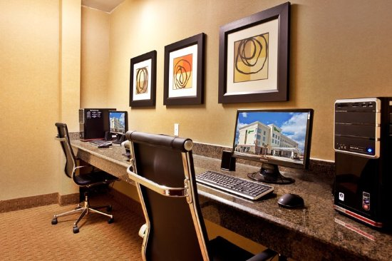 Sulphur, LA: Check your email in our complimentary business center