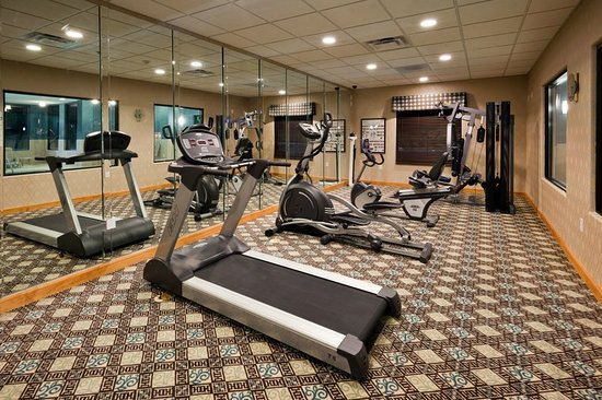 Fairburn, Geórgia: Fitness Center