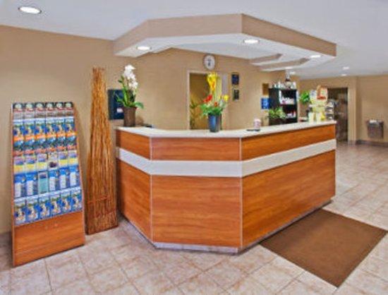 Microtel Inn & Suites by Wyndham Brunswick North: Lobby