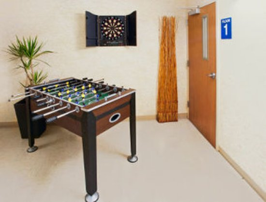 Microtel Inn & Suites by Wyndham Brunswick North: Game Room