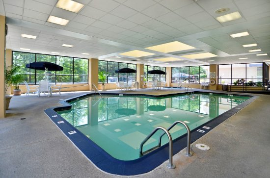 Swimming pool picture of best western plus bwi airport - Arundel hotels with swimming pool ...