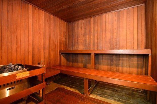 Best Western Plus BWI Airport Hotel - Arundel Mills : Sauna
