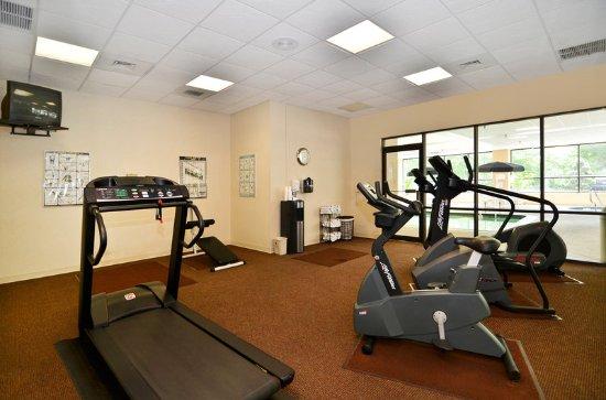 Best Western Plus BWI Airport Hotel - Arundel Mills : Fitness Room