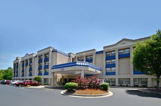 Best Western Plus BWI Airport Hotel - Arundel Mills : Hotel Exterior
