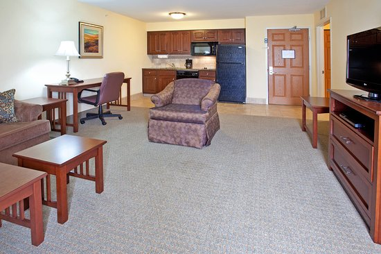 Elkhart, IN: One Bedroom Conference Suite