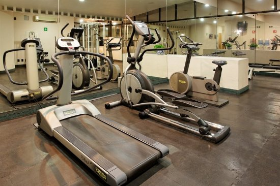 Holiday Inn Plaza Dali Mexico City: Fitness Center