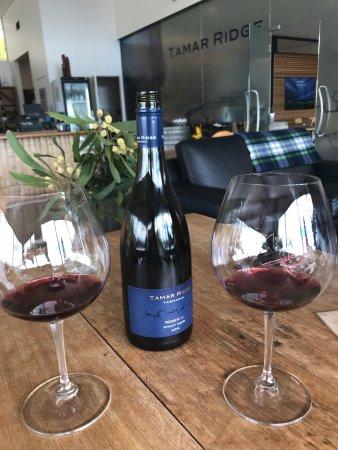 Rosevears, Avustralya: Tamar Ridge Reserve Pinot Noir - Devine!