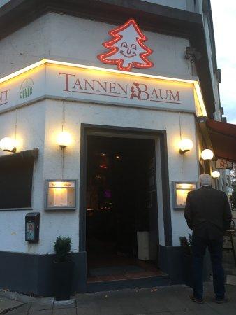 tannenbaum d sseldorf restaurant bewertungen telefonnummer fotos tripadvisor. Black Bedroom Furniture Sets. Home Design Ideas