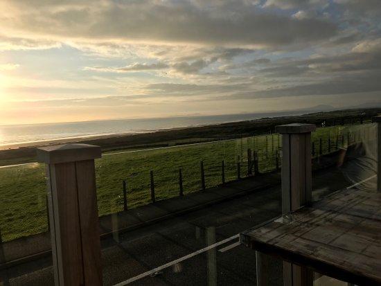 Llanaber, UK: Great views
