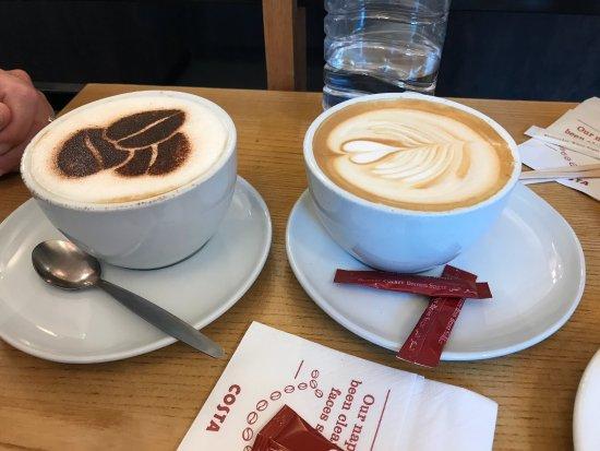 Costa Coffee Glasgow 79 Gordon St Menu Prices