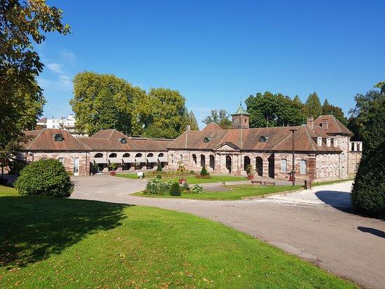 Parc des Thermes de Luxeuil