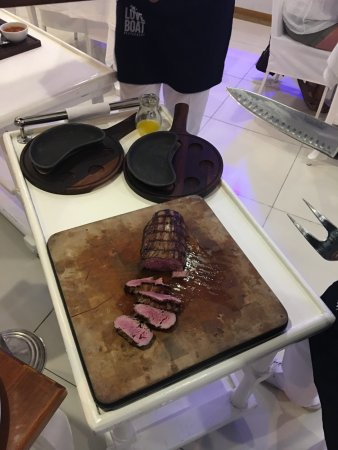 The Love Boat : chateaubriand