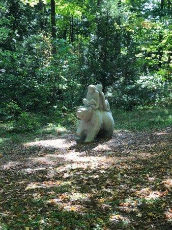 Haliburton Sculpture Forest : photo3.jpg