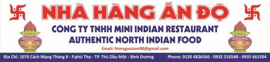 Mini Indian restaurant