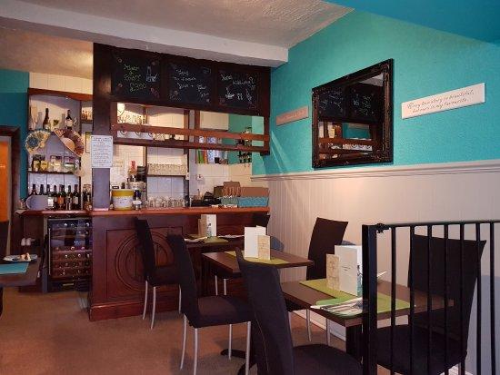 Cheadle, UK: Our new refurb colour