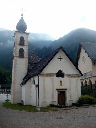 Chiesa di Santa Maria delle Grazie - Calloneghe