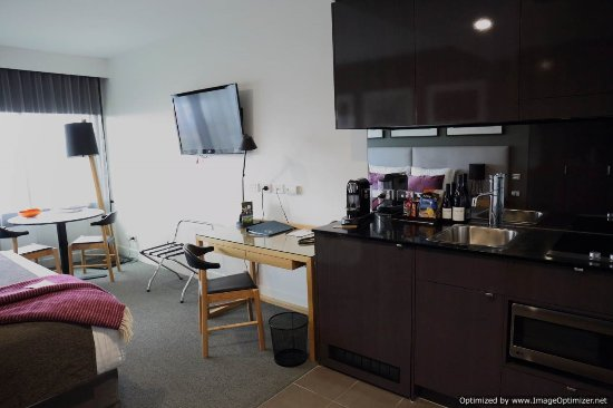 full kitchen facilities - Picture of