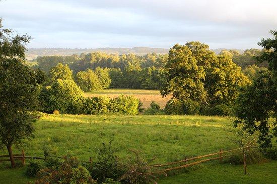 Le Mesnil-Gilbert, France: Vue sur la Vallée de la Sée