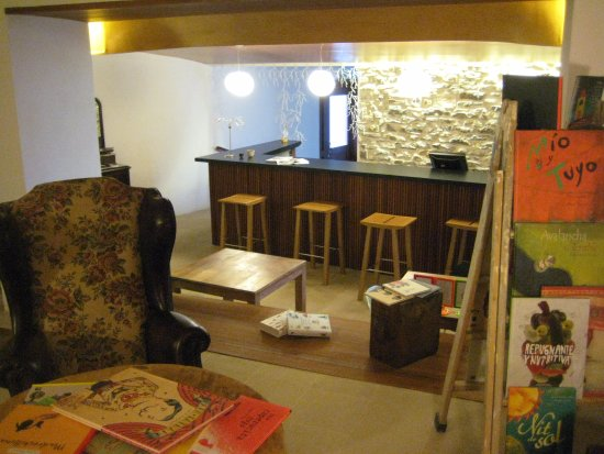 Abizanda, Espagne : Bar-Café