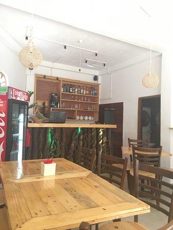Best Food I Ve Had In Sri Lanka New Restaurant Overlooking The Street Friendly Staff And Good Picture Of Funky Cafe Unawatuna Tripadvisor