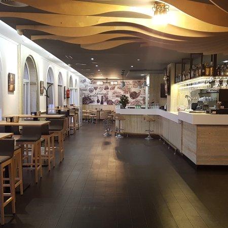 Perillo, Spain: hotel santa cristina