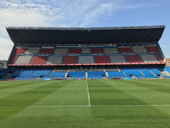 Community of Madrid, Spain: Main stand.
