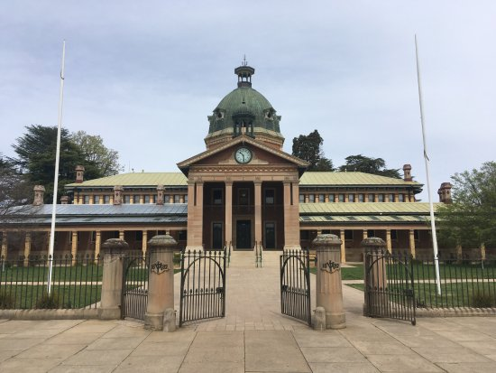 Bathurst Court House - Bathurst NSW
