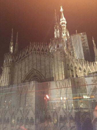Duomo di Milano dalla terrazza della Rinascente - Picture of Duomo ...