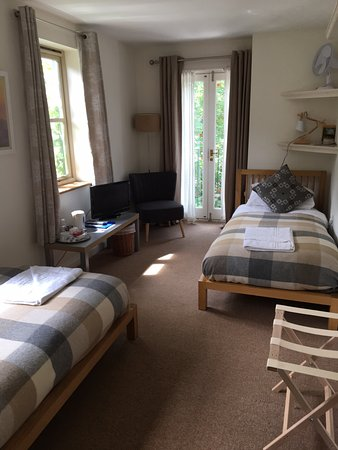Glasbury-on-Wye, UK: Room 2 - twin