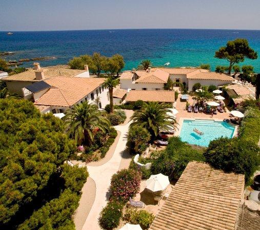 Panoramic view of The Sea Club