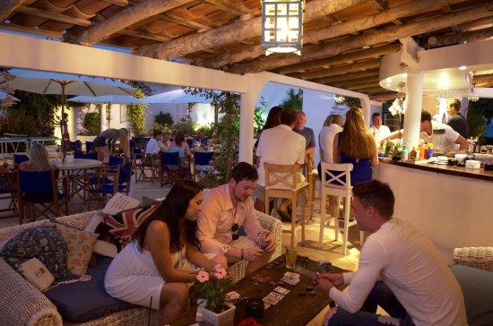 The Sea Club: Bar Area