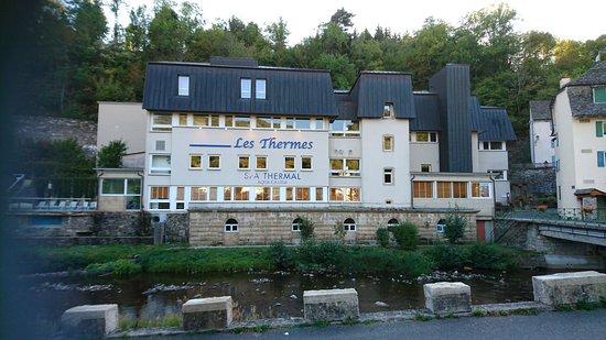 Station Thermale Bagnols-les-Bains