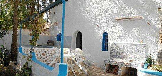 Ghardaia, แอลจีเรีย: jardain