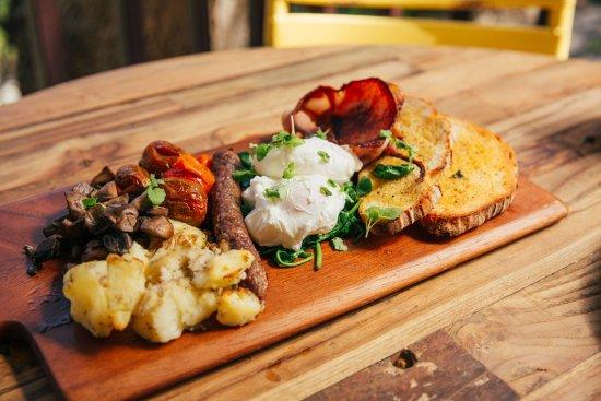 Faulconbridge, Australien: Lindsay's Bush Breakfast