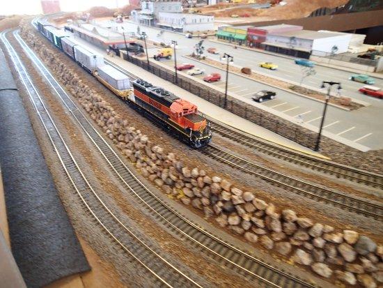 Kingman Railroad Musem