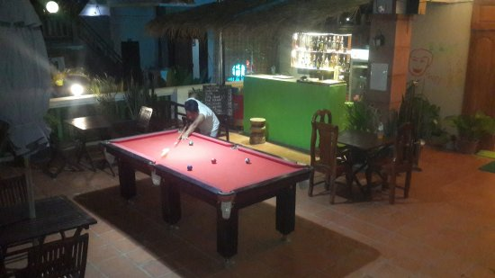 Pool Table Bar Swimming Picture Of Hi Siem Reap